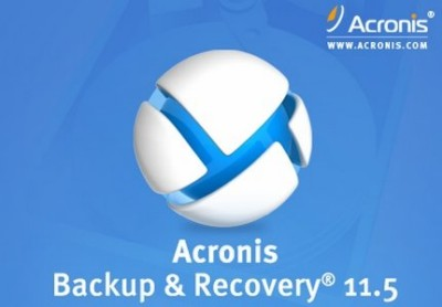 Running Acronis Backup & Recovery on Windows Server 2012